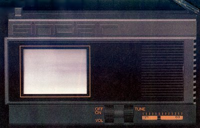 Sinclair flat-screen television