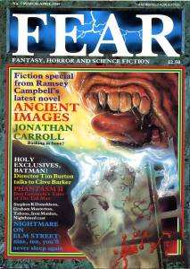 Fear 5, March/April 1989