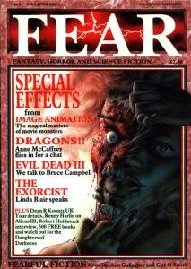 Fear 6, May/June 1989